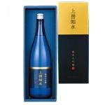 白瀧酒造 上善如水 純米大吟釀 1.8L (藍) 清酒 Sake 上善如水 清酒十四代獺祭專家