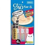 INABA-CIAO-日本CIAO肉泥餐包-下部尿路配慮-雞肉肉醬-56g-天藍-SC-106-CIAO-INABA-寵物用品速遞