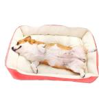 寵物床 防滑厚身 M碼 70 (粉紅) (貓犬用) 貓犬用日常用品 床類用品 寵物用品速遞