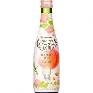 果酒-Fruit-Wine-養命酒酒造-美顏果酒-白桃杏仁味-10度-300ml-酒-清酒十四代獺祭專家