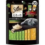 Sheba-日本Sheba-鮮魚唧唧棒-雞肉拼雞肉白身魚-12g-20本入-Sheba-寵物用品速遞