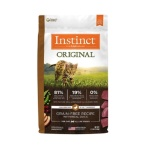 Instinct本能 無穀物鴨肉貓糧 Original Grain-Free Recipe with Real Duck 10lb (658580) 貓糧 Instinct 本能 寵物用品速遞