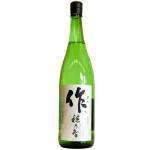 作 穗乃智 純米酒 1.8L 清酒 Sake 作 清酒十四代獺祭專家