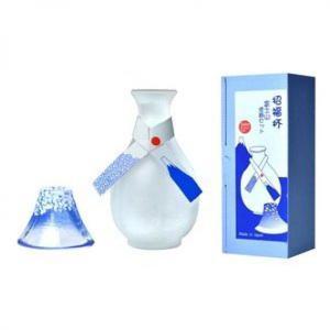 日本招福杯 富士山 祝日 一套2個 G637-M75 酒品配件 Accessories 清酒杯 清酒十四代獺祭專家