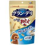 unicharm消臭大師-日本unicharm-狗狗魚仔餅-奶油味-50g-藍-其他-寵物用品速遞