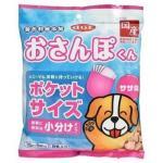 狗小食-日本d_b_f-狗狗滋味肉粒-雞肉味-15g-5袋入-粉紅-d.b.f-寵物用品速遞