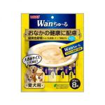 INABA-CIAO-日本INABA狗狗肉泥餐包-腸胃健康配慮-綠黄色野菜肉醬-160g-黃-CIAO-INABA-寵物用品速遞