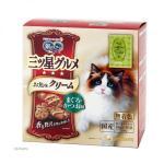 unicharm消臭大師-日本unicharm-三星銀匙貓脆餅-金槍魚及鰹魚味-180g-Unicharm-三星銀匙-寵物用品速遞