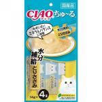 INABA-CIAO-日本CIAO肉泥餐包-水分補給-雞肉肉醬-56g-SC-180-藍黃-CIAO-INABA-寵物用品速遞
