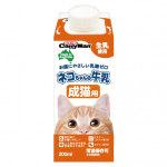 日本CattyMan 成貓用牛乳牛奶 200ml 貓咪保健用品 營養膏 保充劑 寵物用品速遞