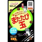 日本SMACKスマック 貓咪減壓虫果零食粒 15g (黑) 貓咪玩具 木天蓼 貓草 寵物用品速遞