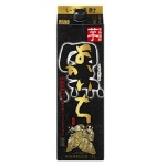 寶酒造 本格善一 黑芋燒酎 紙盒裝 LD-096400 1.8L 燒酎 Shochu 寶酒造 清酒十四代獺祭專家