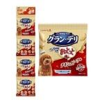 日本unicharm 三星銀匙 狗仔餅 雞肉及牛肉 6g 4本入 (黃紅) 狗小食 其他 寵物用品速遞