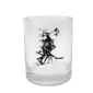 酒品配件-Accessories-日系威士忌杯-揮劍武士-刻度-300ml-酒杯-玻璃杯