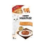 MonPetit 滋味乾貓糧 海鮮口味(含鰹魚乾) 240g (20g x 12袋) (橙) (NE12378421) 貓小食 MonPetit 寵物用品速遞