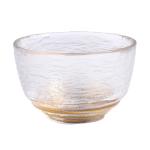 日式加厚錘目紋清酒杯 2個入 雙線紋底金邊 酒品配件 Accessories 清酒杯 清酒十四代獺祭專家