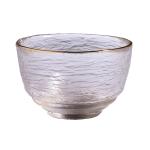 日式加厚錘目紋清酒杯 2個入 雙線紋金邊 酒品配件 Accessories 清酒杯 清酒十四代獺祭專家