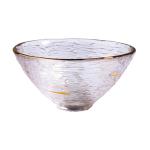 日式加厚錘目紋清酒杯 2個入 波點金斗笠 酒品配件 Accessories 清酒杯 清酒十四代獺祭專家