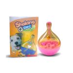 狗狗玩具-KUDI-趣味不倒翁寵物漏食器-犬用大碼-顏色隨機-狗狗-寵物用品速遞