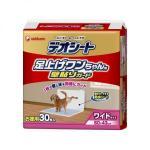 unicharm消臭大師-日本unicharm-同時保護牆壁及地板-除臭寵物尿墊-狗尿墊-狗尿片-60x43-XL碼-30枚入-狗尿墊-寵物用品速遞