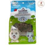 GRANDEE 香港製造 天然風乾小食 貓草鴨胸片 50g (GD/08-50) 貓小食 GRANDEE 寵物用品速遞