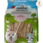 GRANDEE 香港製造 天然風乾小食 甘筍魚肉 50g (貓犬用) (GD/12-50) 貓小食 GRANDEE 寵物用品速遞