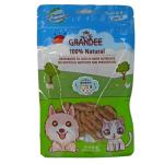 GRANDEE 香港製造 天然風乾小食 泰國鱷魚肉條 50g (貓犬用) (GD/10-50) 貓小食 GRANDEE 寵物用品速遞