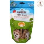 GRANDEE 香港製造 天然風乾小食 蟲草花鱷魚肉 50g (貓犬用) (GD/26-50) 貓小食 GRANDEE 寵物用品速遞