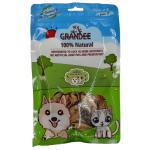 GRANDEE 香港製造 天然風乾小食 紐西蘭原粒青口 50g (貓犬用) (GD/15-50) 貓小食 GRANDEE 寵物用品速遞