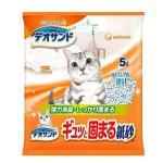 unicharm消臭大師-紙貓砂-日本unicharm-變色消臭紙貓砂-5L-紙貓砂-寵物用品速遞