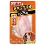 INABA-CIAO-日本CIAO狗狗烤雞柳-牛肉味-1枚入-深橙-CIAO-INABA-寵物用品速遞