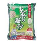 豆腐貓砂 日本IRIS 清香綠茶豆腐貓砂 OCN-70 7L 貓砂 豆腐貓砂 寵物用品速遞
