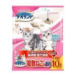 unicharm消臭大師-紙貓砂-日本unicharm-變色消臭紙砂-10L-紙貓砂-寵物用品速遞
