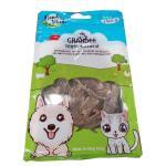 貓小食-GRANDEE-香港製造-天然風乾小食-純鴨胸-50g-貓犬用-GD-06-50-GRANDEE-寵物用品速遞