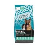 Burns 經典魚肉糙米配方 Fish & Brown Rice 2kg 狗糧 Burns 寵物用品速遞