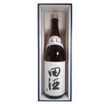 西田酒造 田酒 特別純米酒 1.8L 木箱入 清酒 Sake 田酒 清酒十四代獺祭專家