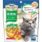 貓小食-日本COMBO-二合一健康貓零食-低脂健康維持配方-42g-綠-COMBO