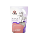 豆腐貓砂 Furrie芙莉爾 幼條狀天然粟米豆腐貓砂 雲呢拿味 7L 貓砂 豆腐貓砂 寵物用品速遞