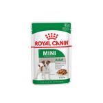 Royal Canin法國皇家 狗濕糧 精煮肉汁 小型成犬配方 MINI Adult Gravy85g (2700100) 狗罐頭 狗濕糧 Royal Canin 法國皇家 寵物用品速遞