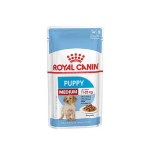 狗罐頭-狗濕糧-Royal-Canin法國皇家-精煮肉汁-中型幼犬配方-12個月以下-2700500-Royal-Canin-法國皇家-寵物用品速遞
