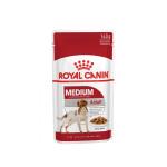 Royal Canin法國皇家 狗濕糧 精煮肉汁 中型成犬配方 Adult MEDIUM Gravy 140g (2700700) 狗罐頭 狗濕糧 Royal Canin 法國皇家 寵物用品速遞