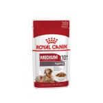 Royal Canin法國皇家 狗濕糧 精煮肉汁 中型老犬配方 (10歲以上) MEDIUM Ageing 10+ 140g (2700900) 狗罐頭 狗濕糧 Royal Canin 法國皇家 寵物用品速遞