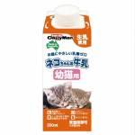 日本CattyMan 幼貓用牛乳牛奶 200ml 貓咪保健用品 營養膏 保充劑 寵物用品速遞