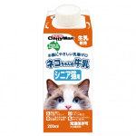 日本CattyMan 高齡貓用牛乳牛奶 200ml 貓咪保健用品 營養膏 保充劑 寵物用品速遞