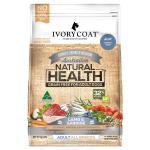 Ivory-Coat-狗糧-羊肉和沙丁魚成犬配方-Lamb-Sardine-2kg-Ivory-Coat-寵物用品速遞