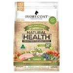 Ivory-Coat-狗糧-低脂-火雞肉老犬配方-Turkey-Reduced-Senior-Fat-2kg-Ivory-Coat-寵物用品速遞