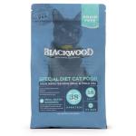 貓糧-Blackwood-柏萊富-無穀物全貓特調配方貓糧-鴨肉三文魚豌豆-4lb-BW103-Blackwood-柏萊富-寵物用品速遞