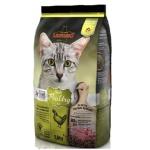 Leonardo 無穀物天然成貓糧 家禽配方 (雞肉+火雞+鴨肉) 1.8KG (黃色) (LN/GFPO1.8) 貓糧 Leonardo 德尼奧 寵物用品速遞