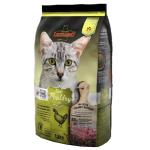 Leonardo 無穀物天然成貓糧 家禽配方 (雞肉+火雞+鴨肉) 7.5KG (黃色) (LN/GFPO7.5) 貓糧 Leonardo 德尼奧 寵物用品速遞