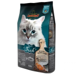 Leonardo 天然成貓糧 海洋魚配方 2KG (深藍色) (LN/FR2) 貓糧 Leonardo 德尼奧 寵物用品速遞